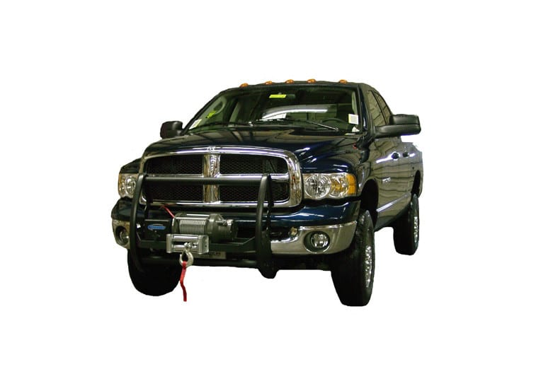 Dodge-with-Grille-Guard
