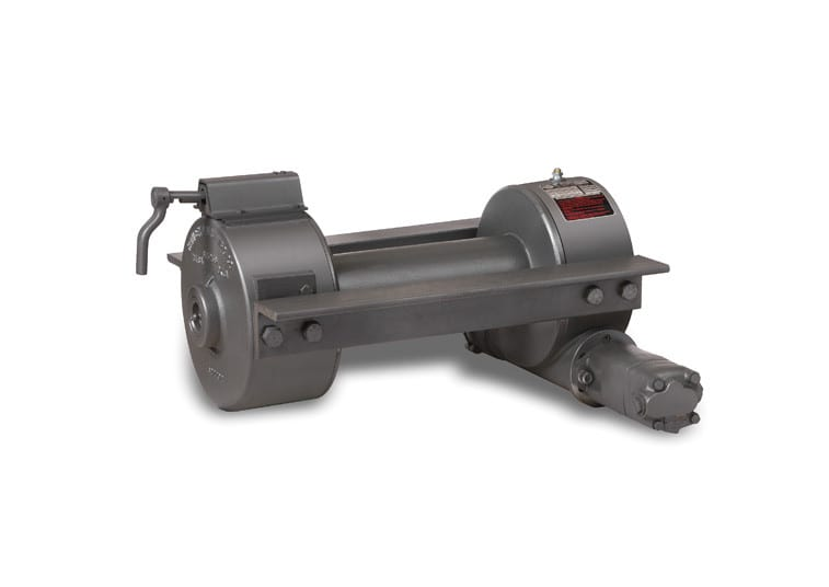 Hydraulic Worm Gear Winches : Hy ramsey winch be mighty