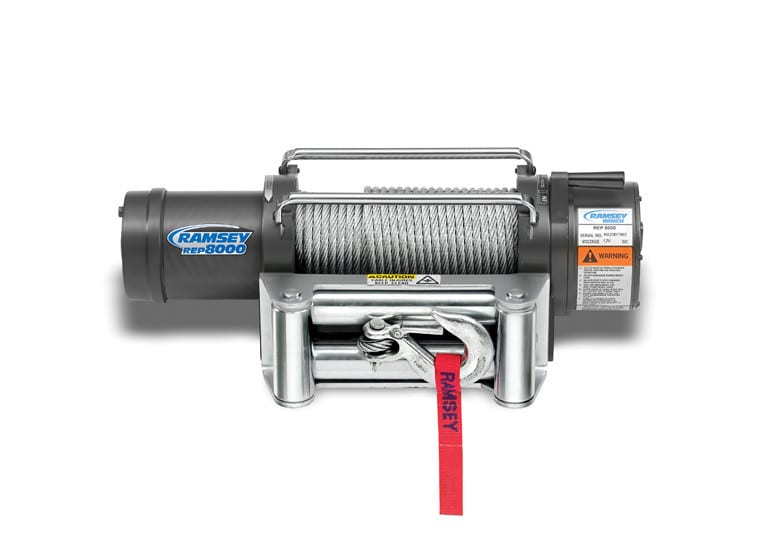 Rep8000 - Ramsey Winch