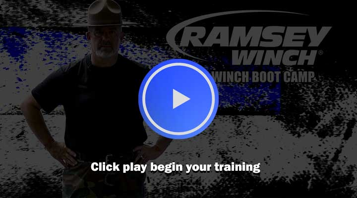 Begin Ramsey Boot Camp Towing and Recovery video